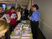 "CSSP Provides ""I'm Not Scared, I'm Prepared"" Books for Delaware Schools"