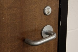 ALICE School Safety: Lock Door Image