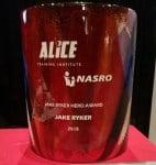 Jake Ryker Award