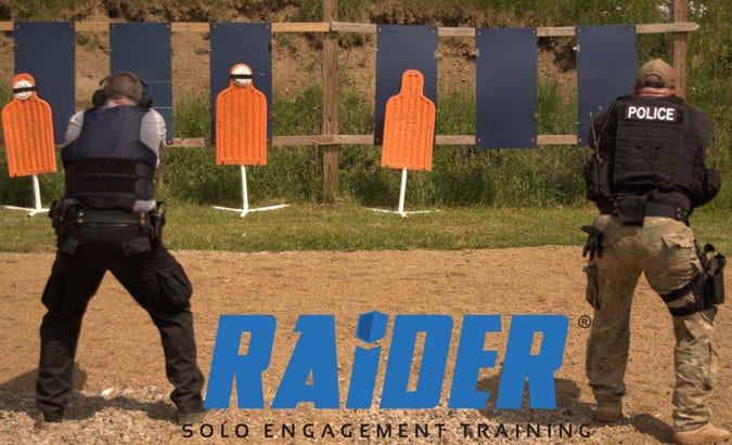 RAIDER Solo-Engagement Training