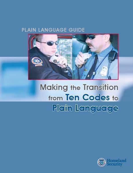 FEMA Plain Language Guide