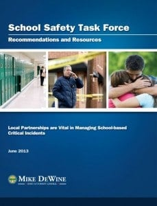 OH Attorney General School Safety Task Force