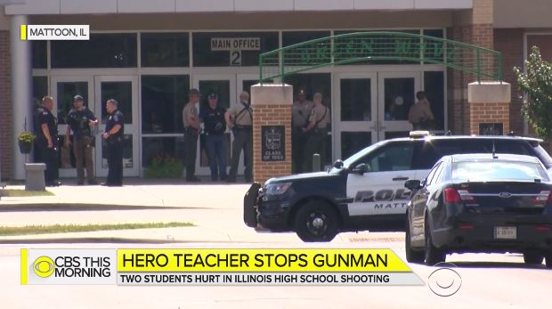Mattoon High School Shooting