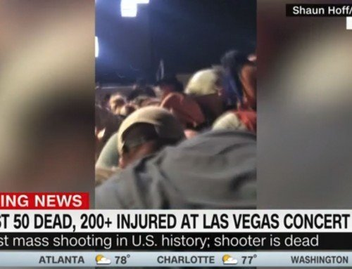 Tragedy in Las Vegas