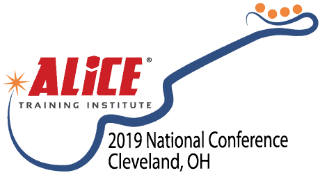 2019 ALICE National Conference | ALICE Training Institute